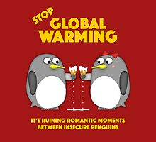 Global warming is ruining romantic moments by jaxxx