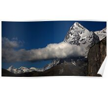 Eiger from Murren 2  Poster