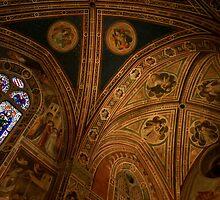 Sante Croce Ceiling by Laura Cameron