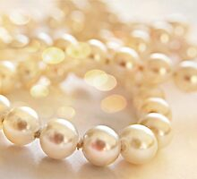 Just Pearls by Alexandra Lavizzari