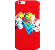 Sweets-Red iPhone Case/Skin