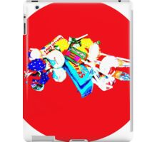 Sweets-Red iPad Case/Skin