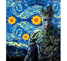 Guardian of the Starry night Photographic Print