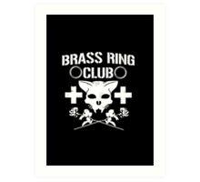 "Brass Ring Club ""Cesaro and Ryson Kid"" Art Print"