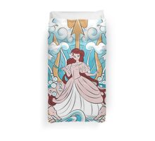 The King Triton's Daughter  Duvet Cover