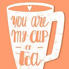 My cup of tea by Rin Rin