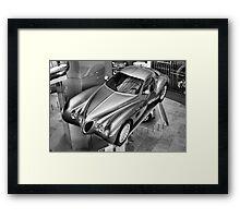 Chrysler Concept Framed Print