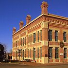 Amboy / Illinois Central Depot by Ogre