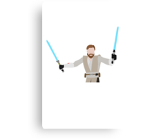 Obi Wan Kenobi - You Are Mistaken Canvas Print