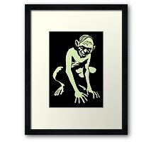What's taters, precious? What's taters, eh? Framed Print