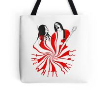Candy Cane Children Tote Bag