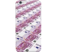European Money  iPhone Case/Skin