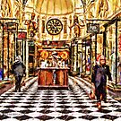 Gog and Magog Royal Arcade Melbourne Victoria Australia by © Helen Chierego