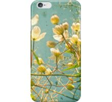Look Up and You Will See iPhone Case/Skin