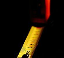 Measure twice cut once. by Paul Pasco