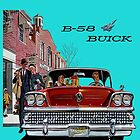 1958 Buick by Mike Pesseackey (crimsontideguy)