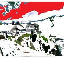 Bit o' Salish Lodge by Chad Witt