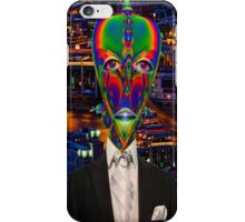 Alien Night Out iPhone Case/Skin