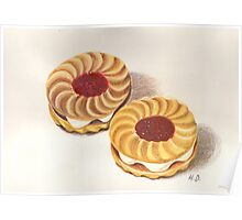 Jammy Dodgers Poster