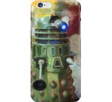 Dalek invasion of Earth, AD 2013 iPhone Case/Skin