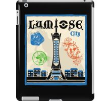 Lumiose City iPad Case/Skin