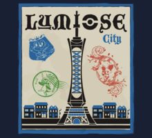 Lumiose City Kids Clothes