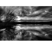 Glory - The Reflective Face. Photographic Print