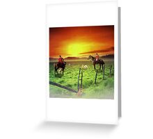 Lost Scent Greeting Card