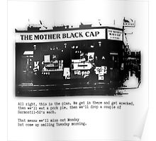 The Mother Black Cap Poster