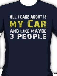 My Car - T-shirts & Hoodies T-Shirt