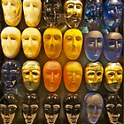 Faces by phil decocco