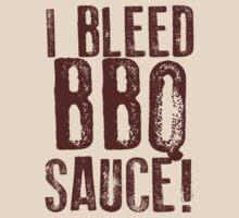 I Bleed BBQ Sauce T-Shirt