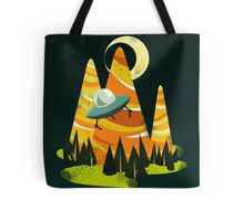 Montains Tote Bag