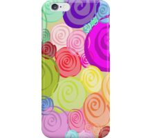 spirals iPhone Case/Skin