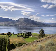 Okanagan Lake by PrairieRose