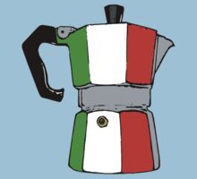 italian coffeepot by Logan81