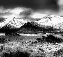 Blackmount by Linda  Morrison