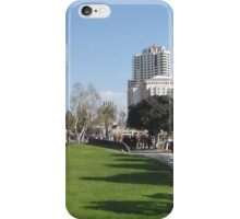 Great Day For A Walk ~ San Diego, California iPhone Case/Skin