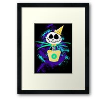 Jack Springloaded (Want Fries With That?) Framed Print
