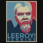 Leeroy Jenkins Obamized by tonid