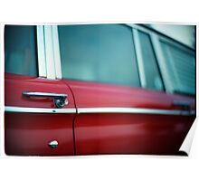 Car Door Handle Poster