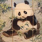 panda bricks by nattyb