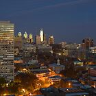 Philadelphia Downtown/Center City and Old City (Alan Copson  2007) by Alan Copson