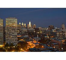 Philadelphia Downtown/Center City and Old City (Alan Copson © 2007) Photographic Print