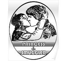 Princess & The Smuggler Poster