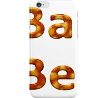 Baked Beans Can iPhone Case/Skin