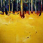 """Yellow Landscape"" 2005 by peterbiram"