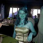 Laina at a banquet... by becteri