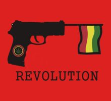 Rasta Revolution by Lenny36