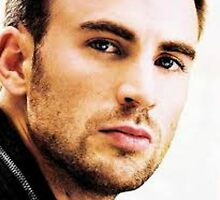 Chris Evans by Reli